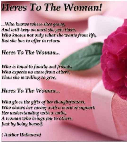 Happy Women's Day Inspiring Quotes