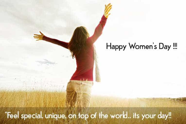 Women's Day Wishes
