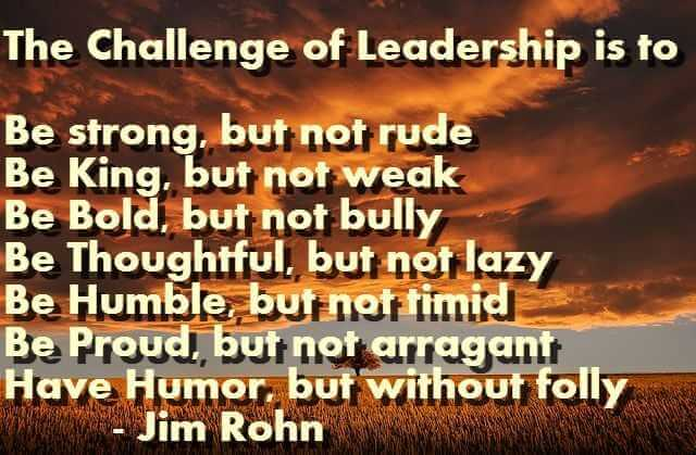 inspirational leadership quotes with images