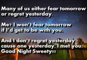 Good Night Sleep Tight Messages Quotes for Everyone Wherever You Are