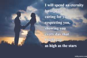 Romantic 3rd Love Anniversary Quotes for Her From the Heart