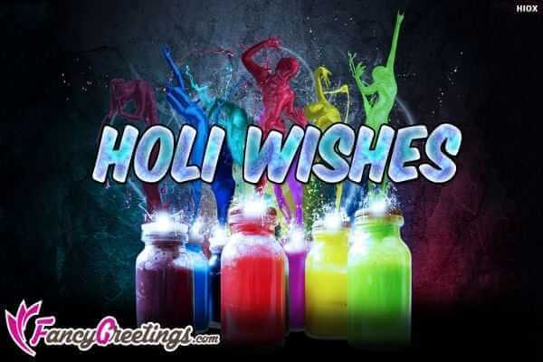 happy holi wishes messages