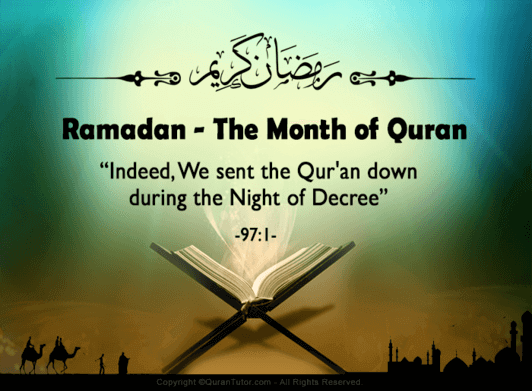 Ramadan Quotes From Holy Quran